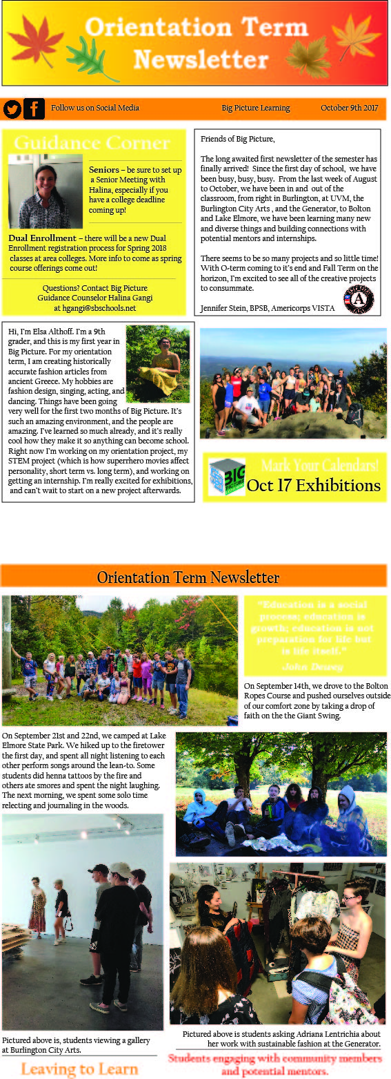 OTerm Newsletter